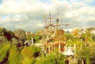 Adventureland mit Captain Hook's Galley